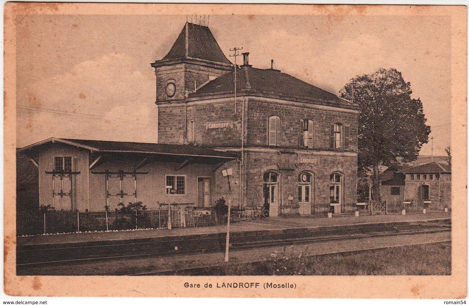 LANDROFF-LA GARE - Autres Communes