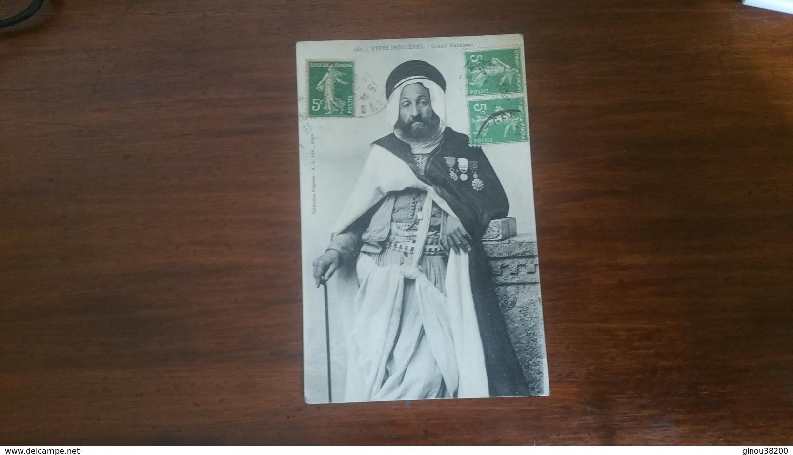 B10/grand Marabout - Algérie