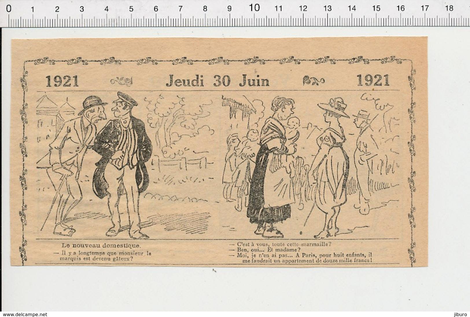 2 Scans Humour Animal Poules Ponte Des Oeufs Durs Escargot Tortue Grève Des Loyers Paris Famille Nombreuse 226X - Old Paper