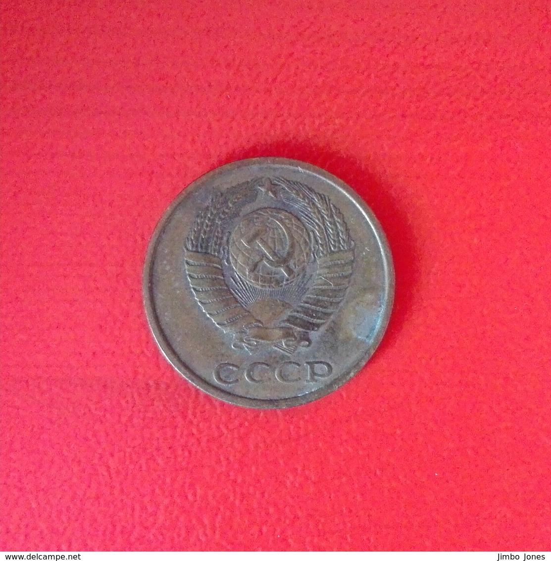 2 Kopeken Münze Aus Der Sowjetunion Von 1980 (sehr Schön) - Russland