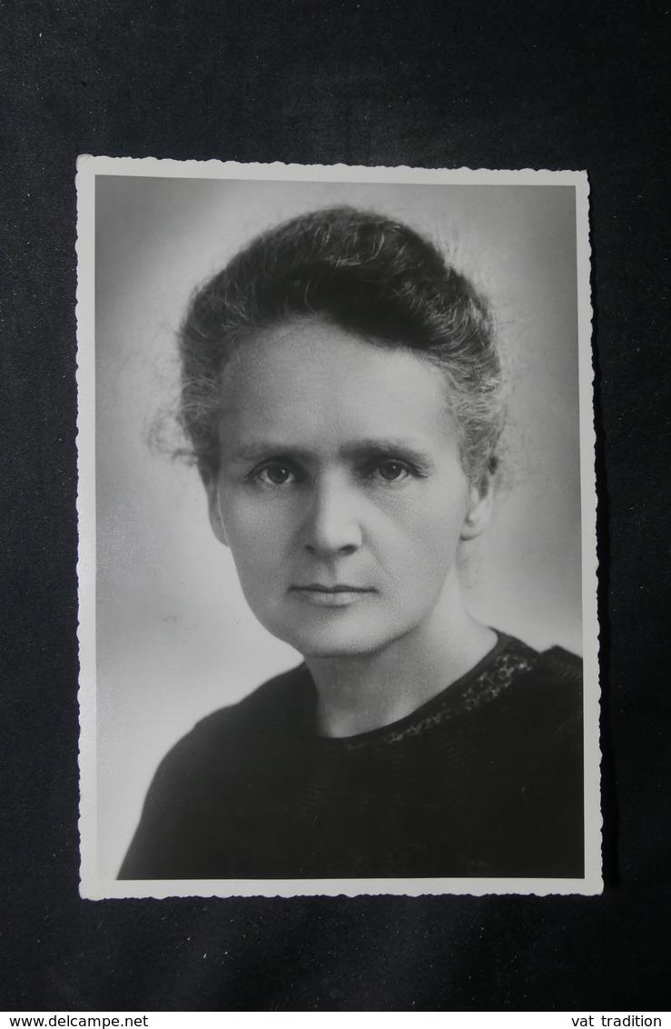 FRANCE - Photo De Marie Curie - L 32669 - Célébrités