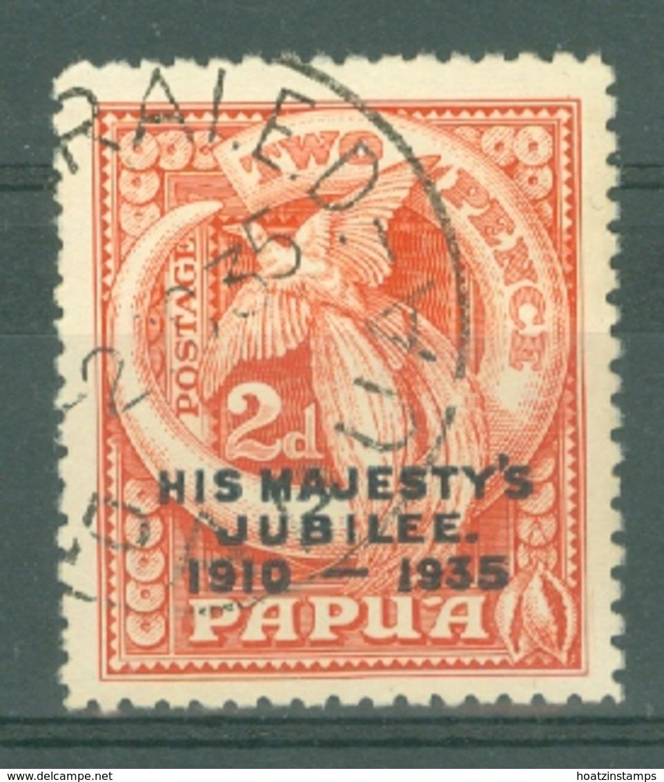 Papua New Guinea: 1935   Silver Jubilee    SG151    2d       Used - Papua New Guinea