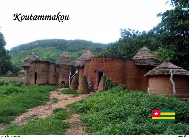 Togo Koutammakou Takientas UNESCO New Postcard - Togo