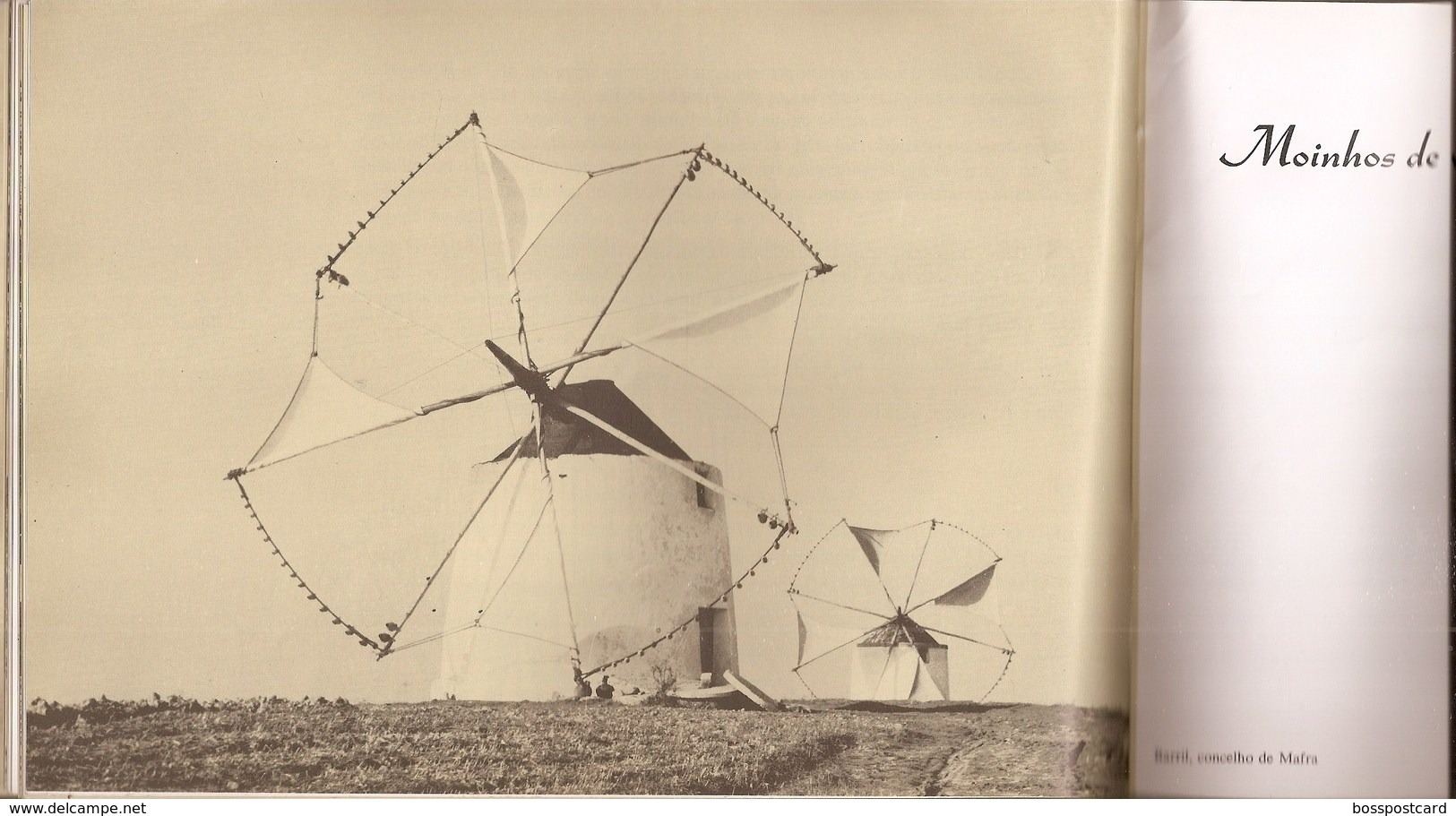 Portugal - Moinhos E Azenhas - Watermolen - Molen - Windmill - Mill - Moulin à Eau - Moulin - Bücher, Zeitschriften, Comics