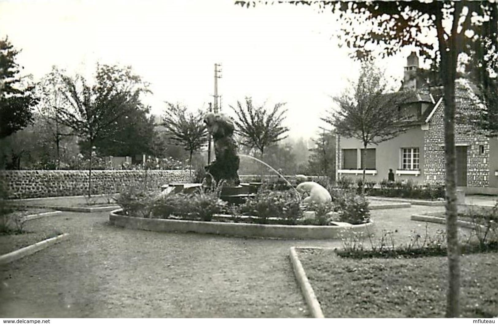 19* BEAULIEU  Square Du Pont  (CPSM Petit Format)          MA90,0052 - France