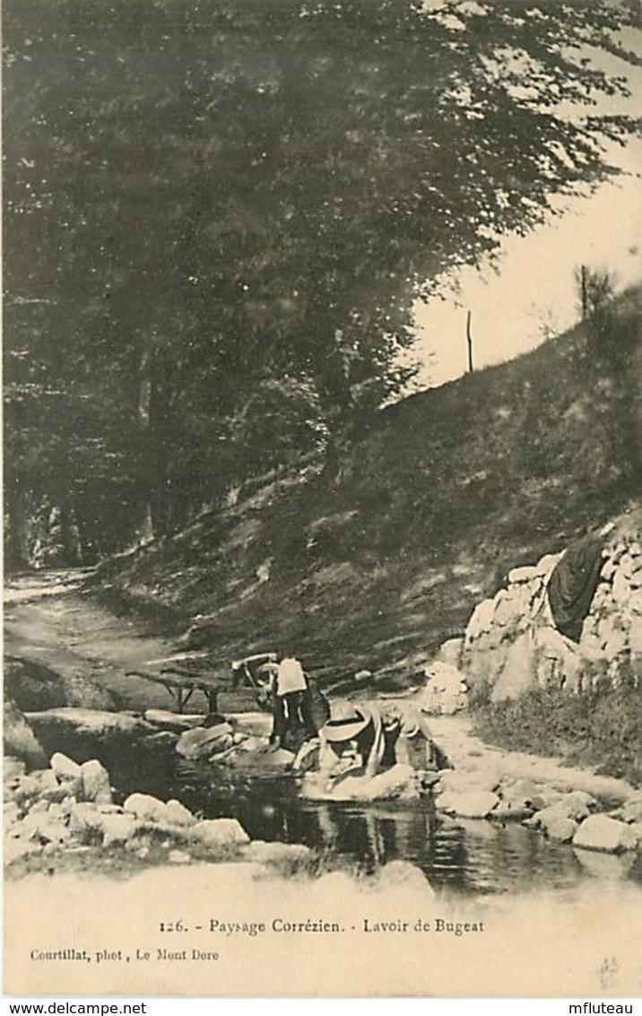 19* BUGEAT  Lavoir           MA90,0068 - France