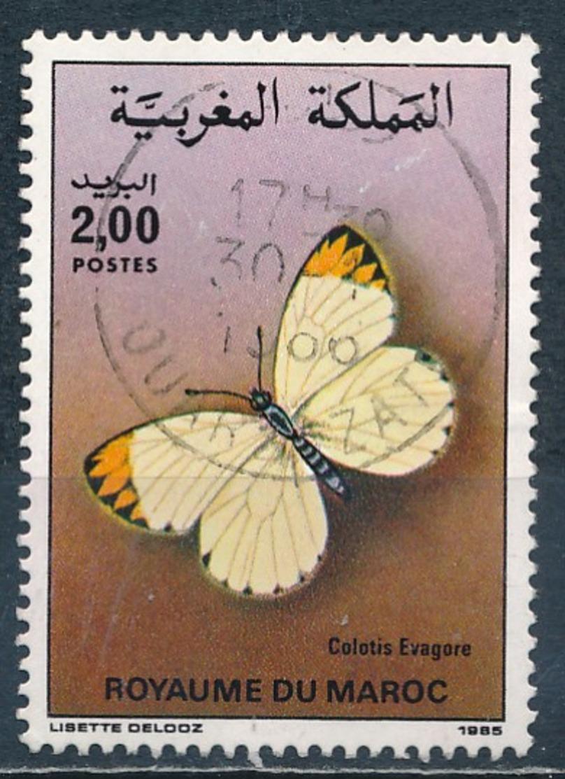 °°° MAROC - Y&T N°996/97 - 1985 °°° - Marokko (1956-...)