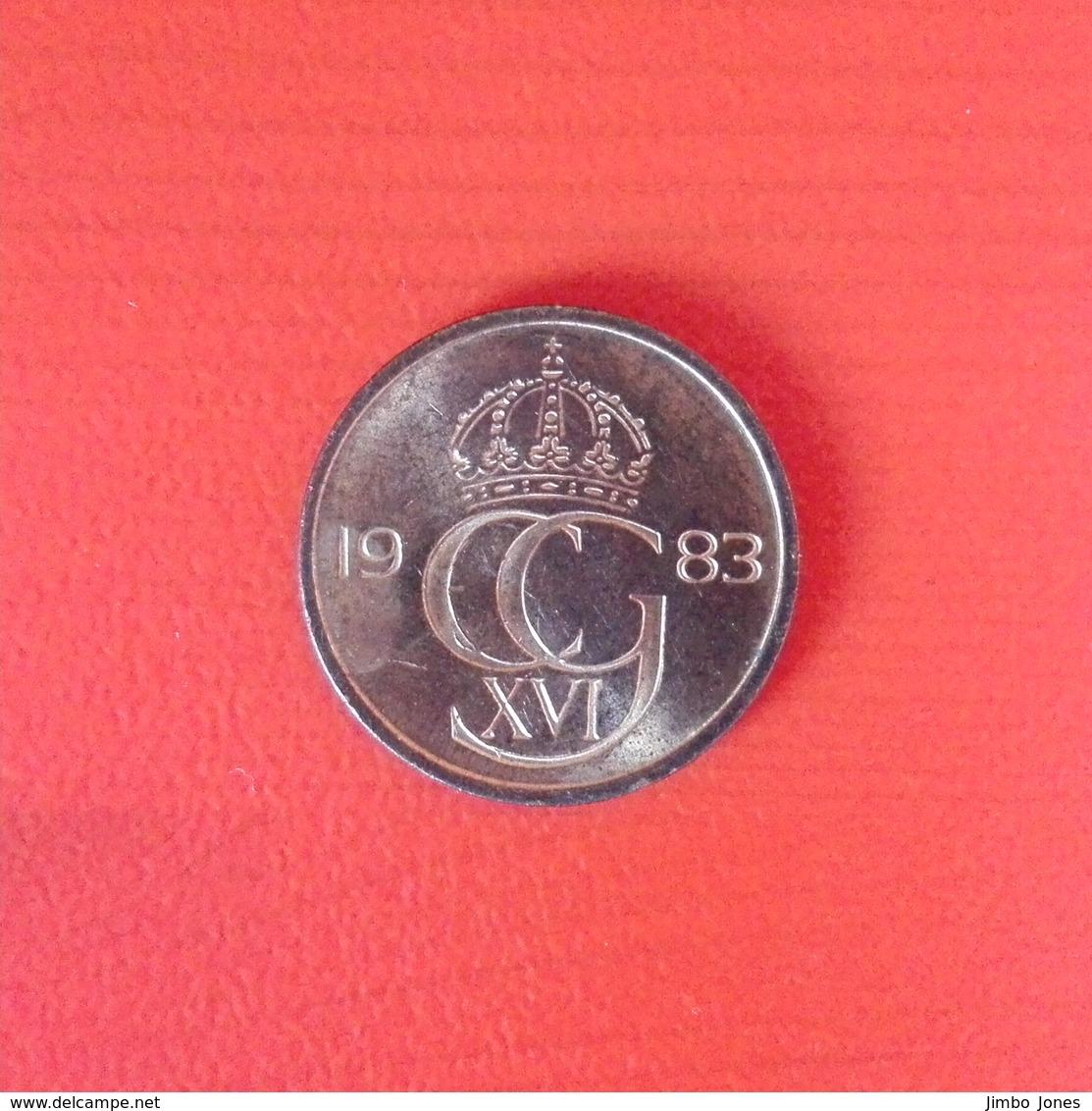 5 Öre Münze Aus Schweden Von 1983 (schön) - Schweden