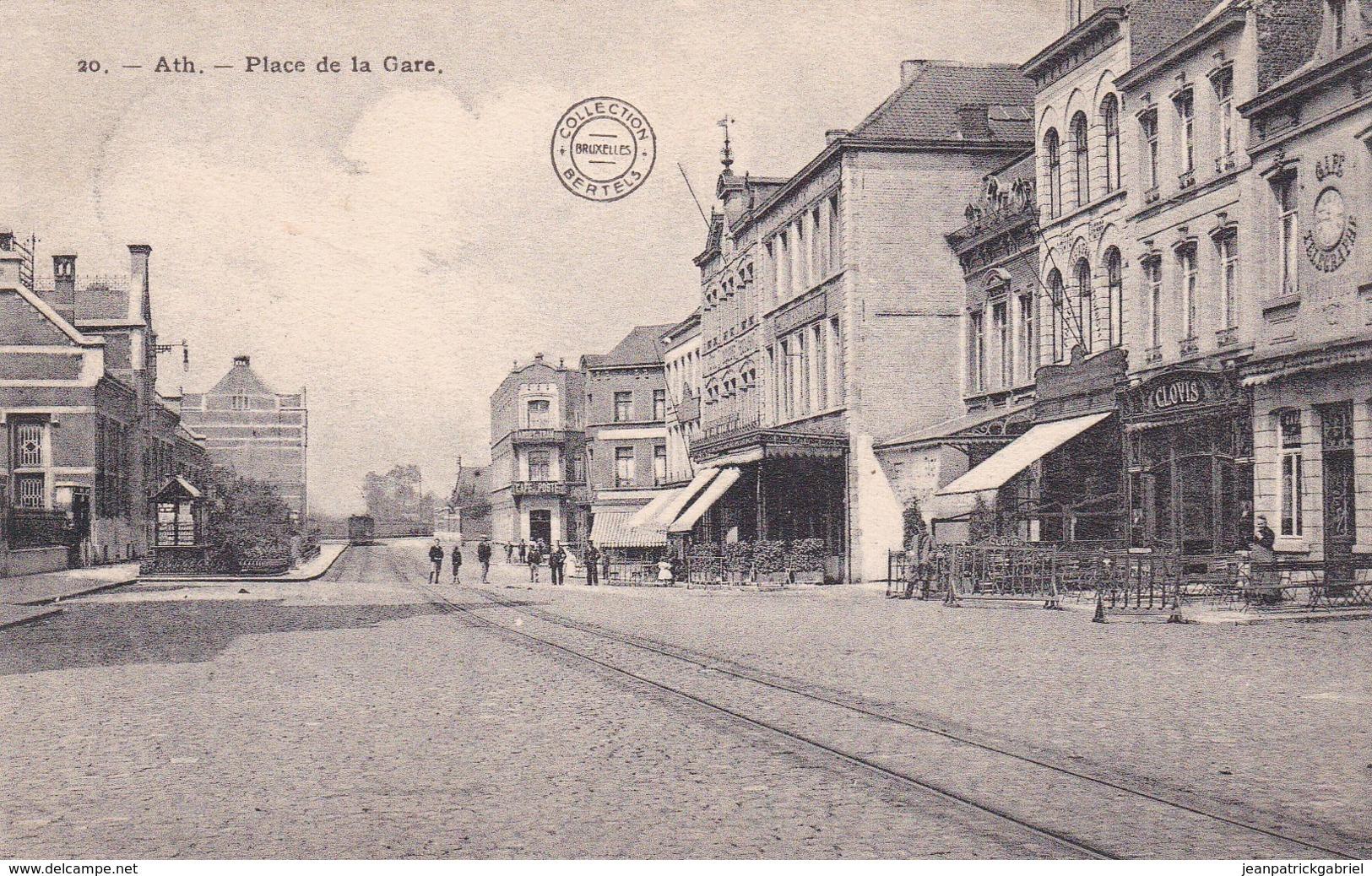 619 Ath Place De La Gare - Ath
