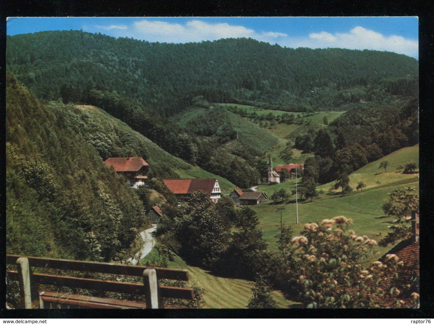 CPM Allemagne OBERHARMERSBACH Ortsteil Zuwald Kapelle Maria Hilf - Allemagne
