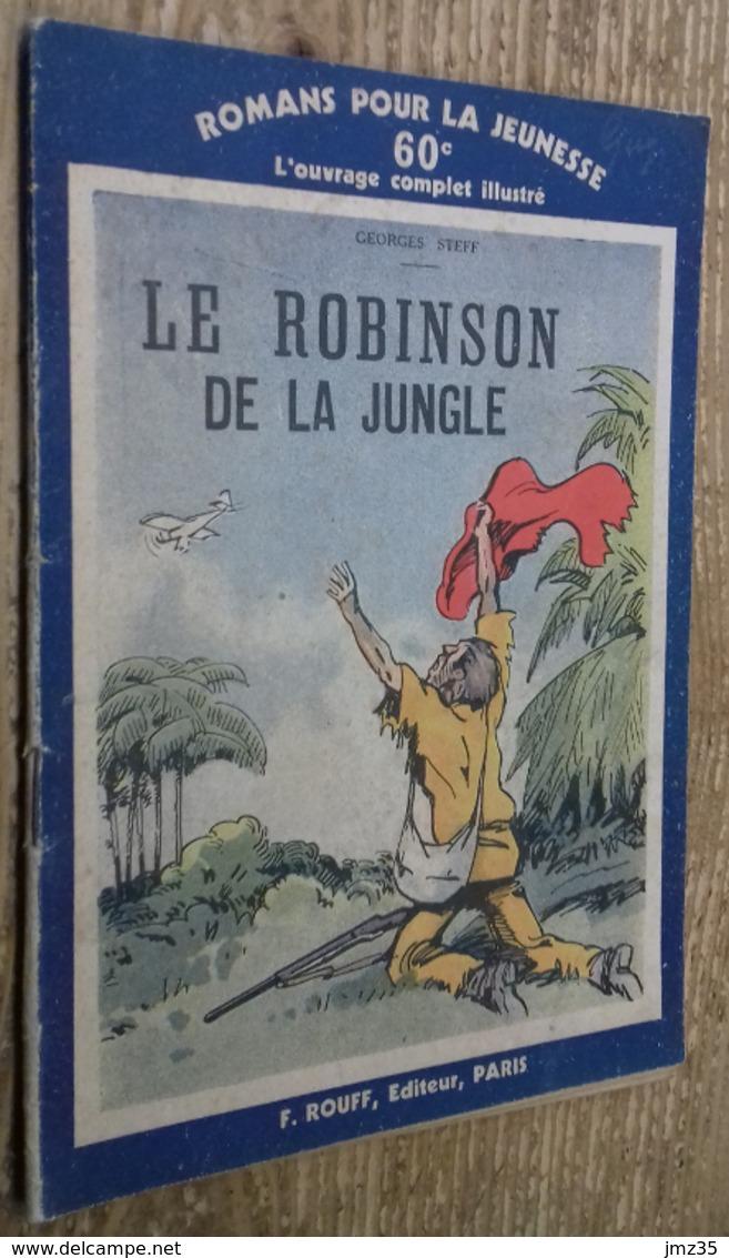 Le Robinson De La Jungle (Collection Romans Pour La Jeunesse) - Livres, BD, Revues
