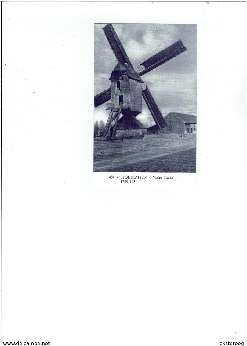 Stokkem 484 - Molen Stassen - 1759-1951 - Maasmechelen