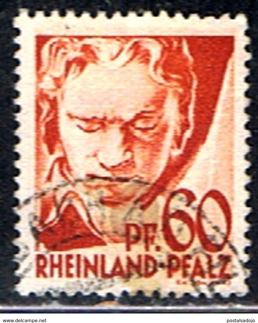 A2 760 // YVERT 12 // 1947-48 - Zone Française