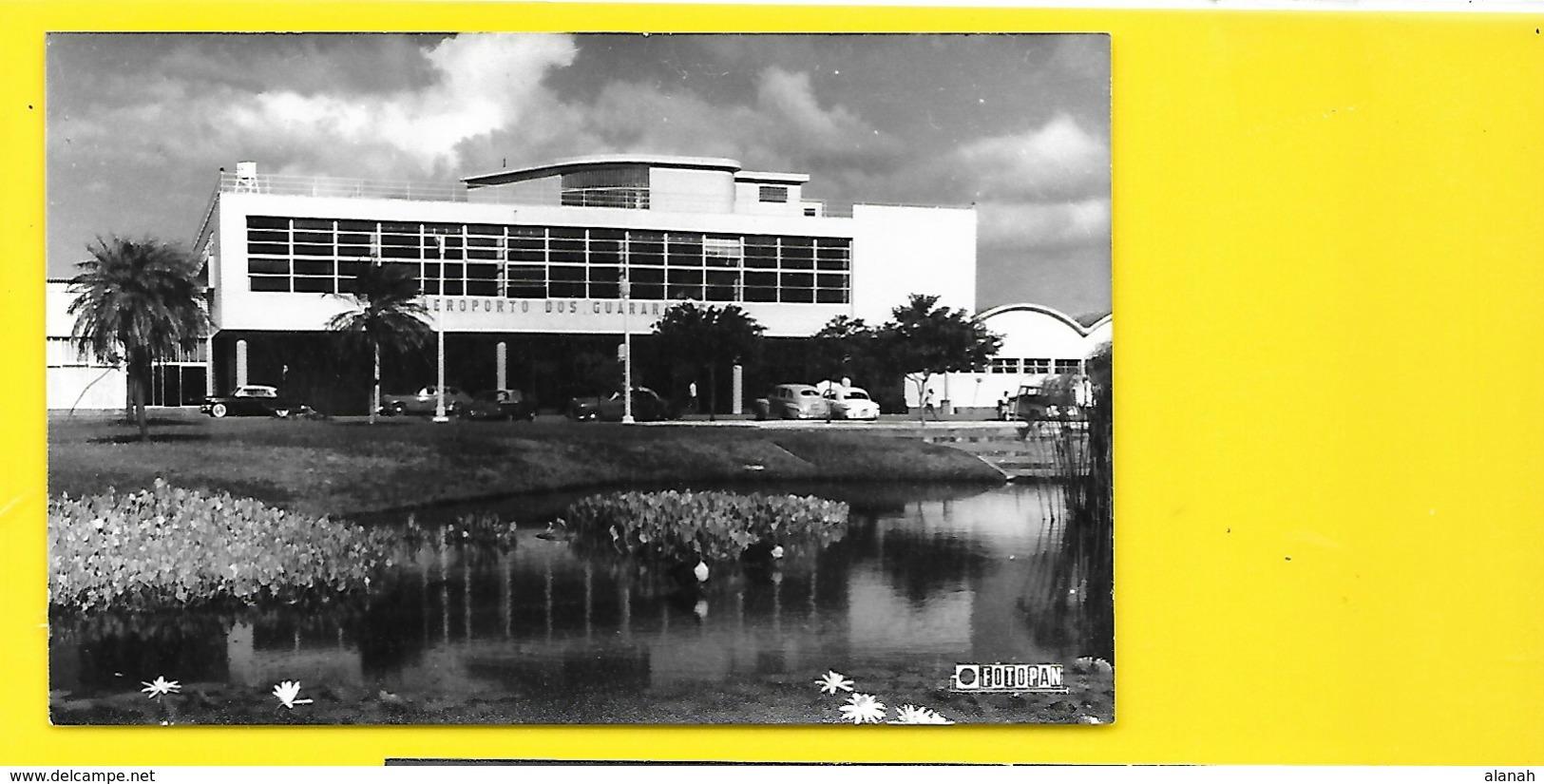 RECIFE Pernambuco Aeroporto Dos Guararapes (Fotopan) Brésil - Recife