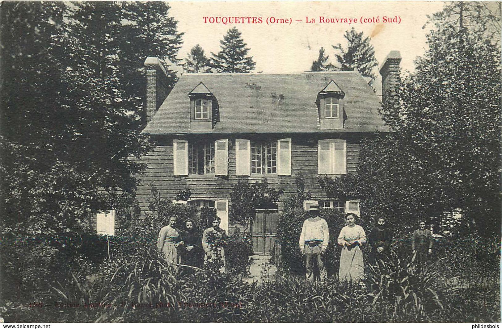 ORNE  TOUQUETTES   La Rouvraye - Autres Communes