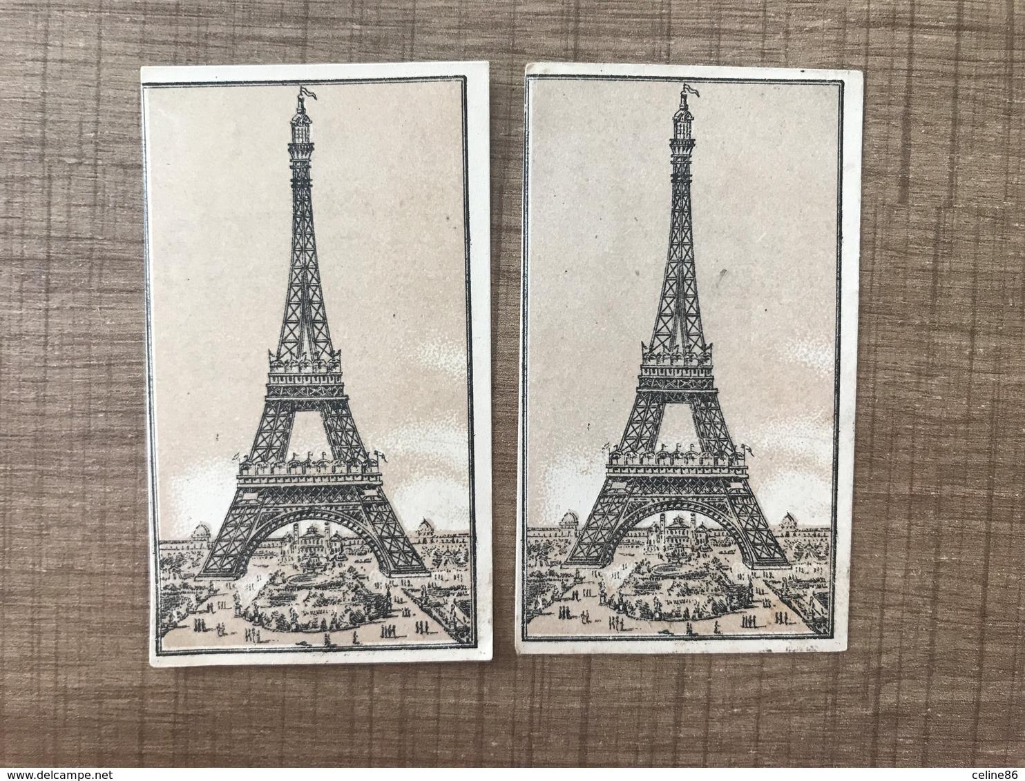 Cordonnerie Française Chaussures Cousues - Trade Cards