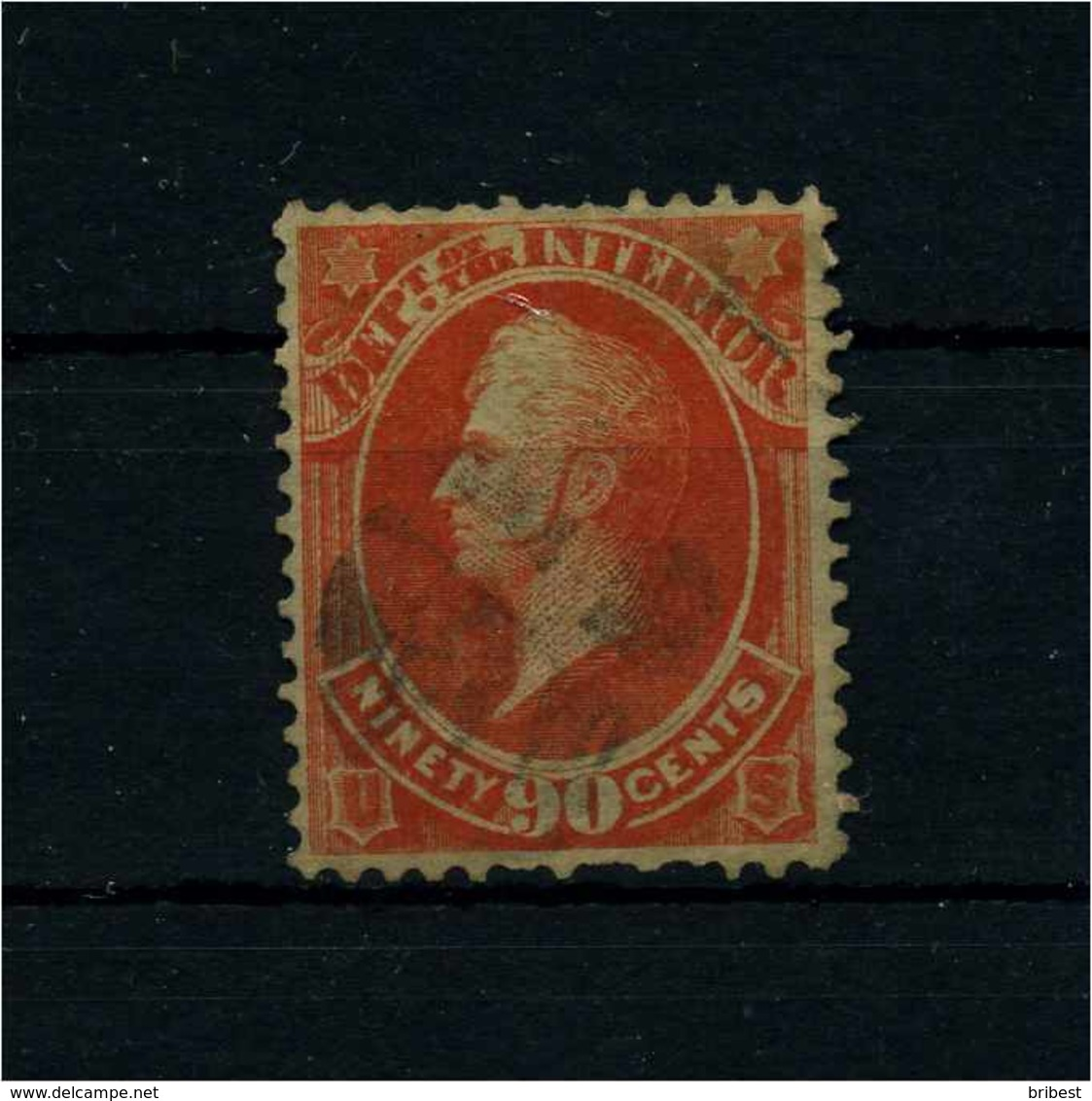 USA 1873 Nr D24 Gestempelt (111937) - Vereinigte Staaten