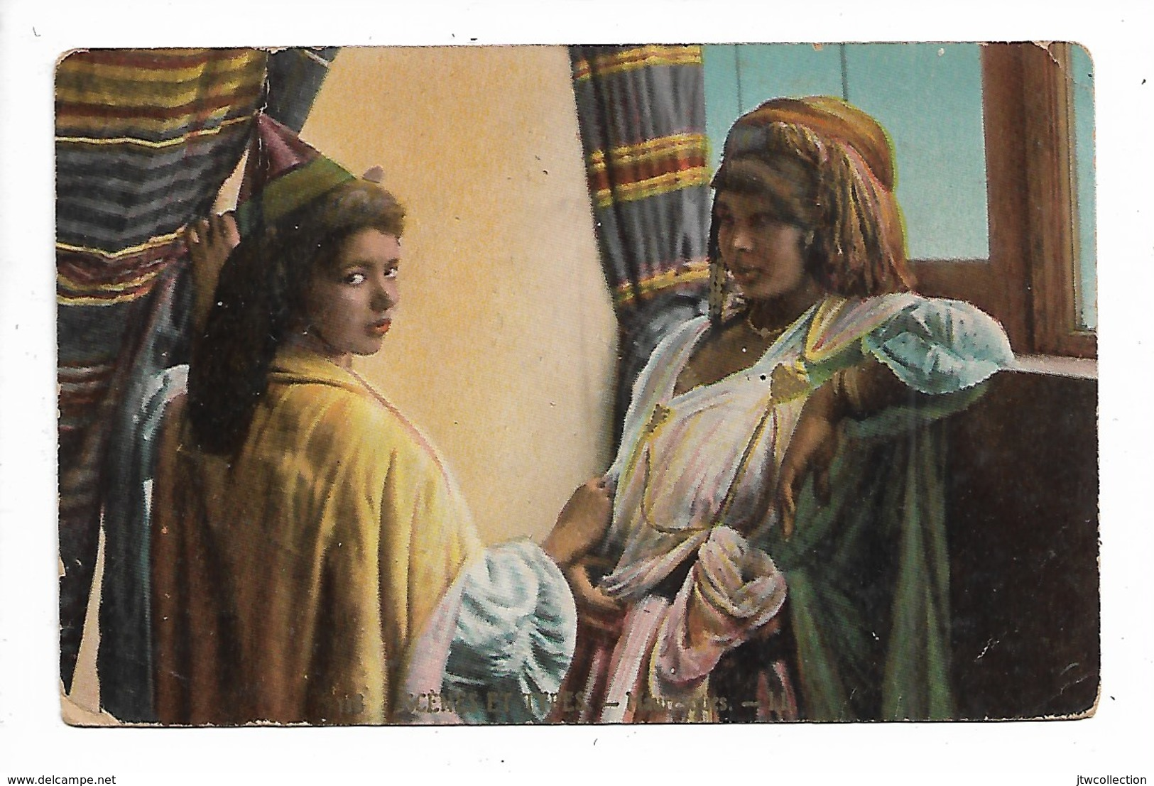 Donne - Piccolo Formato - Viaggiata - Vrouwen