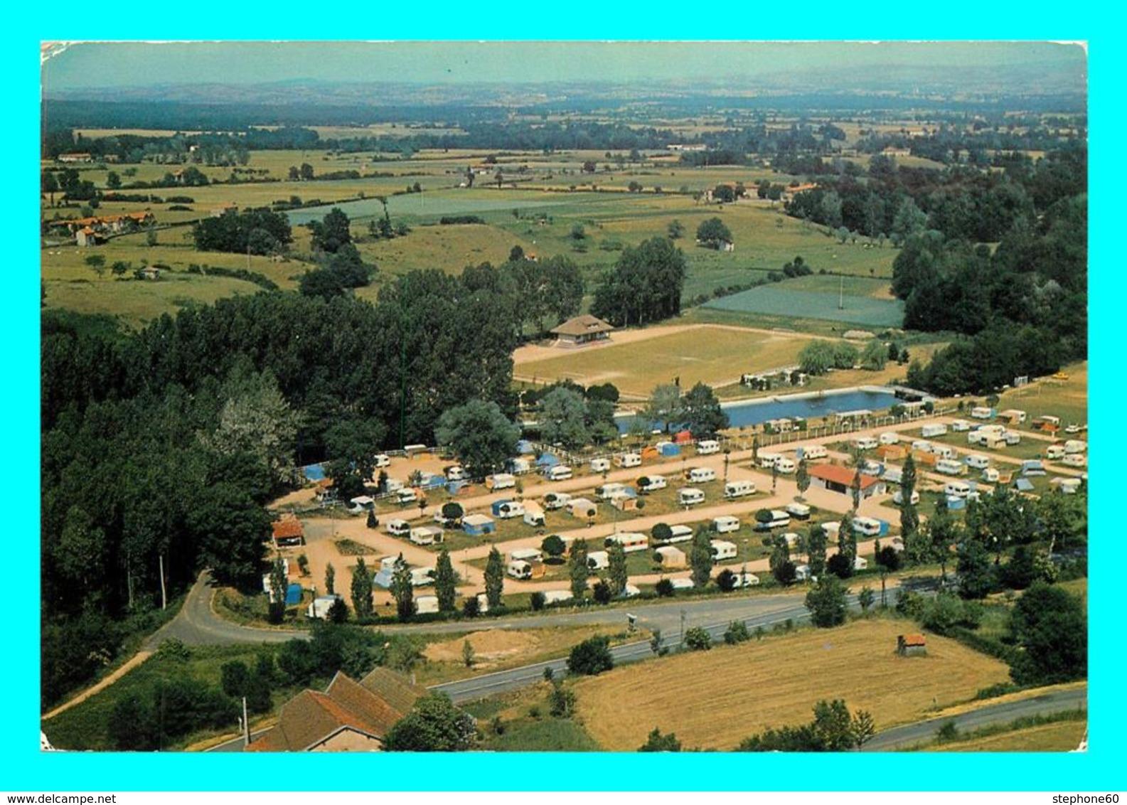 A745 / 211 42 - SAINT GERMAIN LAVAL Camping Plan D'Eau Et Le Stade - Saint Germain Laval