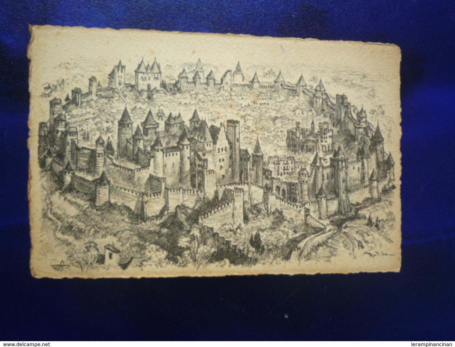 LA CITE DE CARCASSONNE BON ETAT - Other Collections