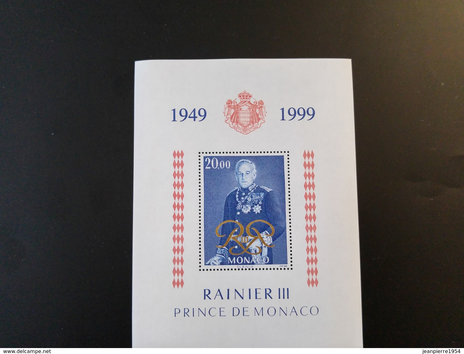 Timbres Monaco Neufxxx - Collections (with Albums)