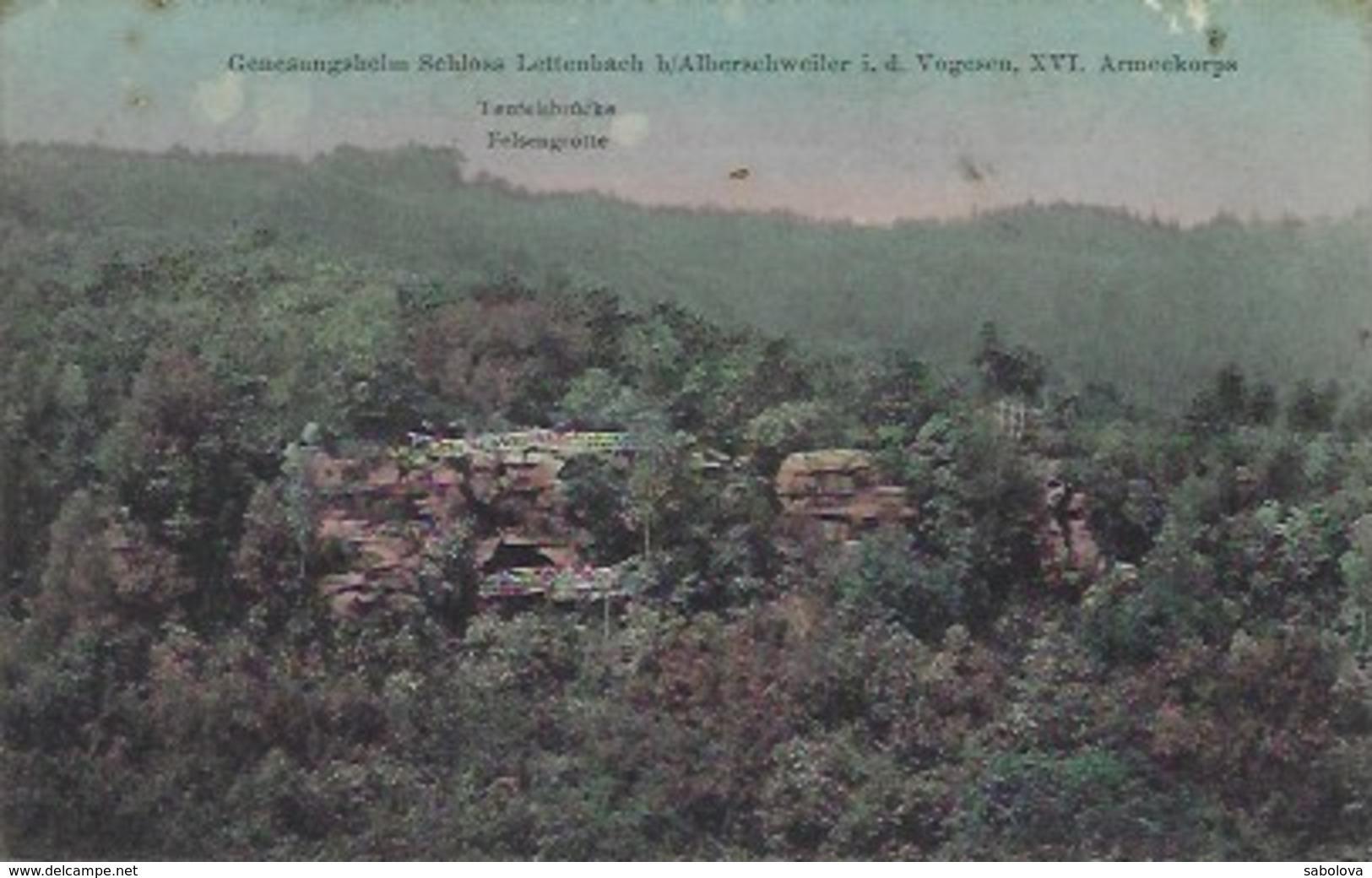 Abreschviller Lettenbach Près Sarrebourg - Other Municipalities