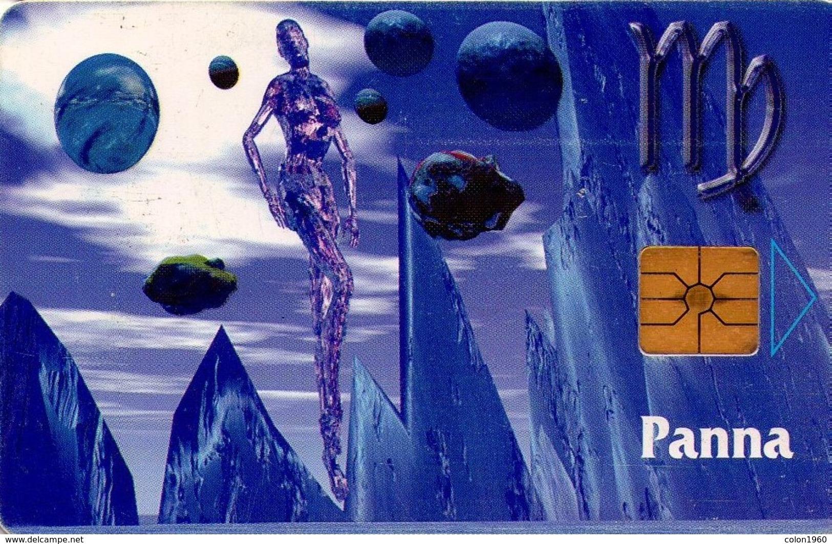 REPUBLICA CHECA. Zodiac - Panna (Virgo). C242A, 37/08.98. (020) - Sternzeichen