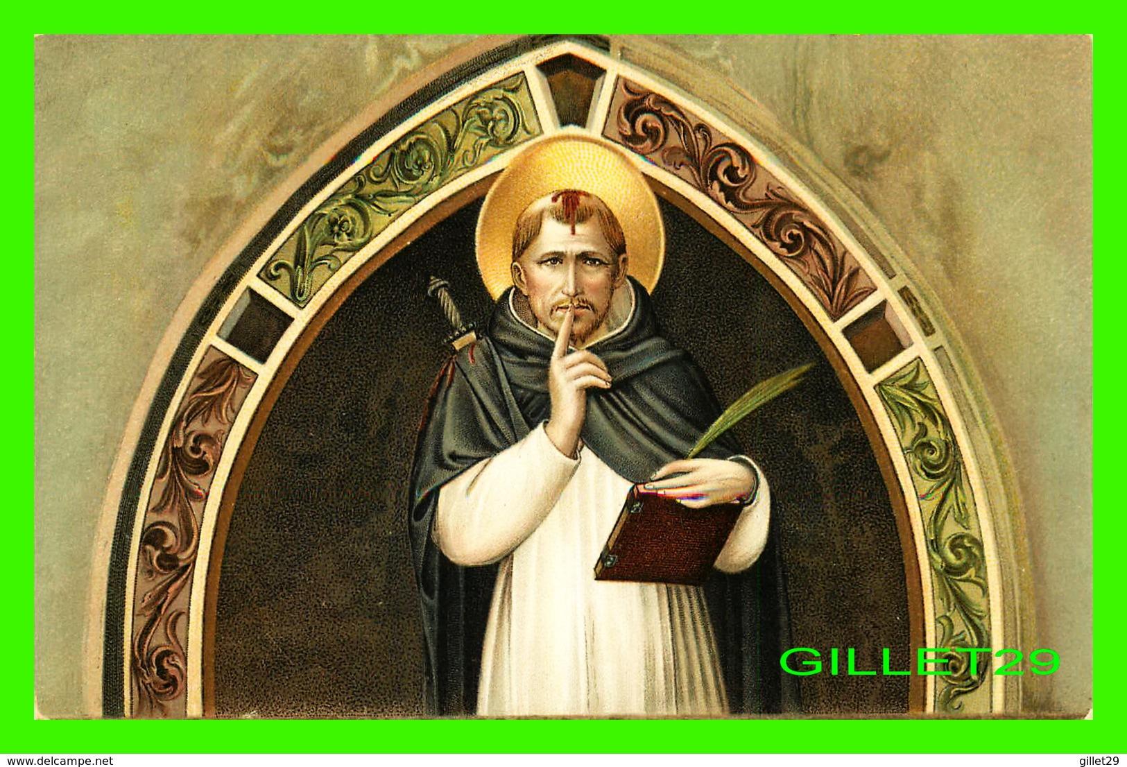 RELIGIONS - S. PIETRO MARTIRE, IL SILENZIO - THE ROTOGRAPH CO - - Saints
