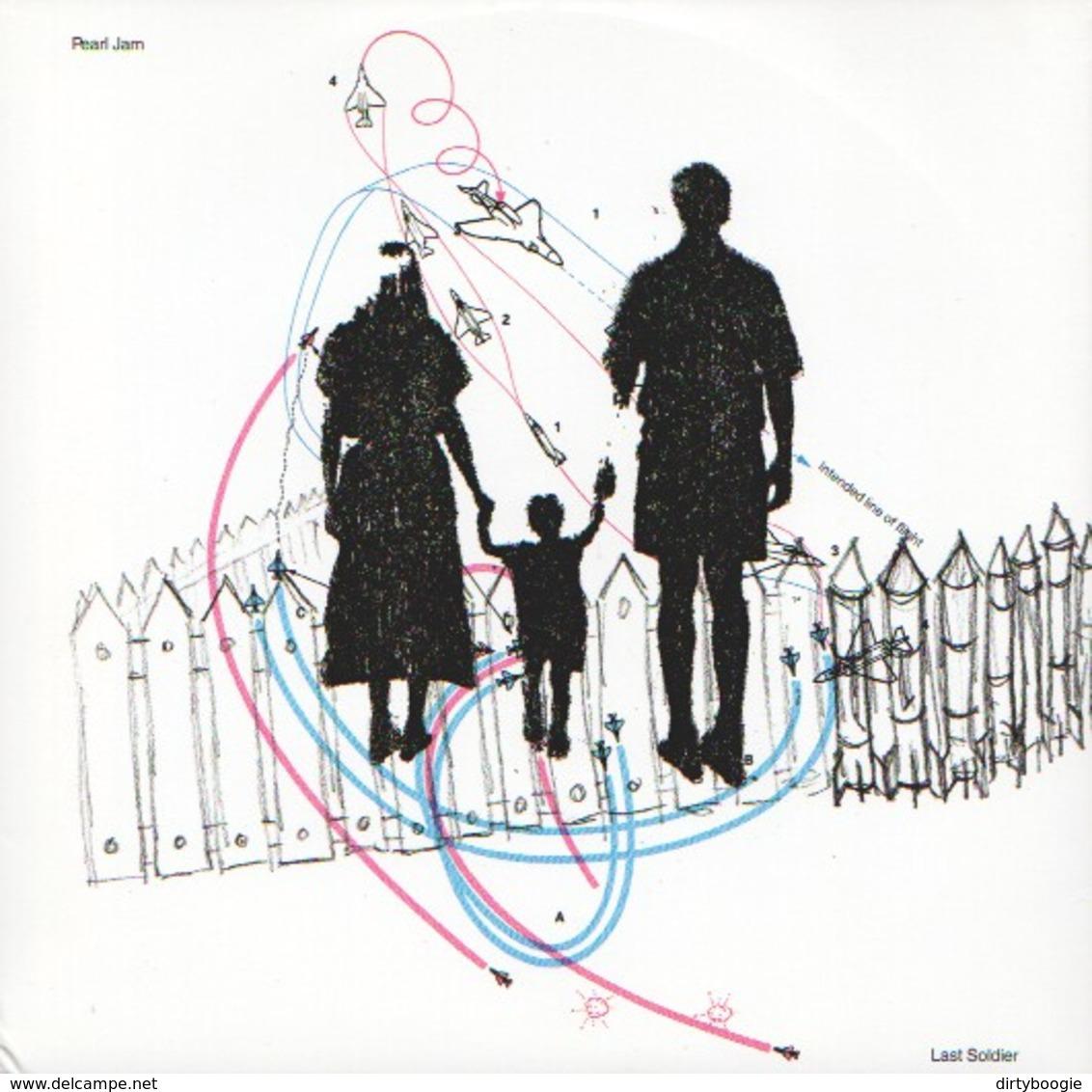 PEARL JAM - Christmas 10 - 2 X 45t - John LENNON - RAMONES - Rock
