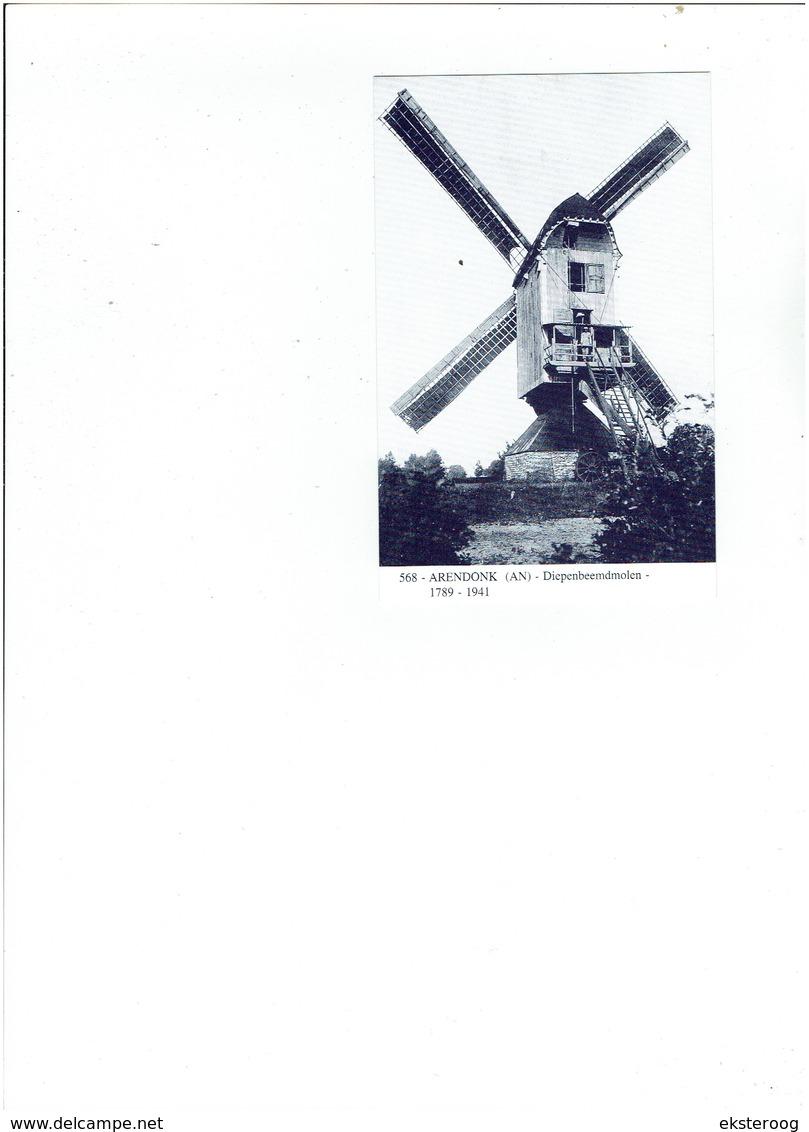 Arendonk 568 - Diepenheemdmolen - 1789-1941 - Arendonk