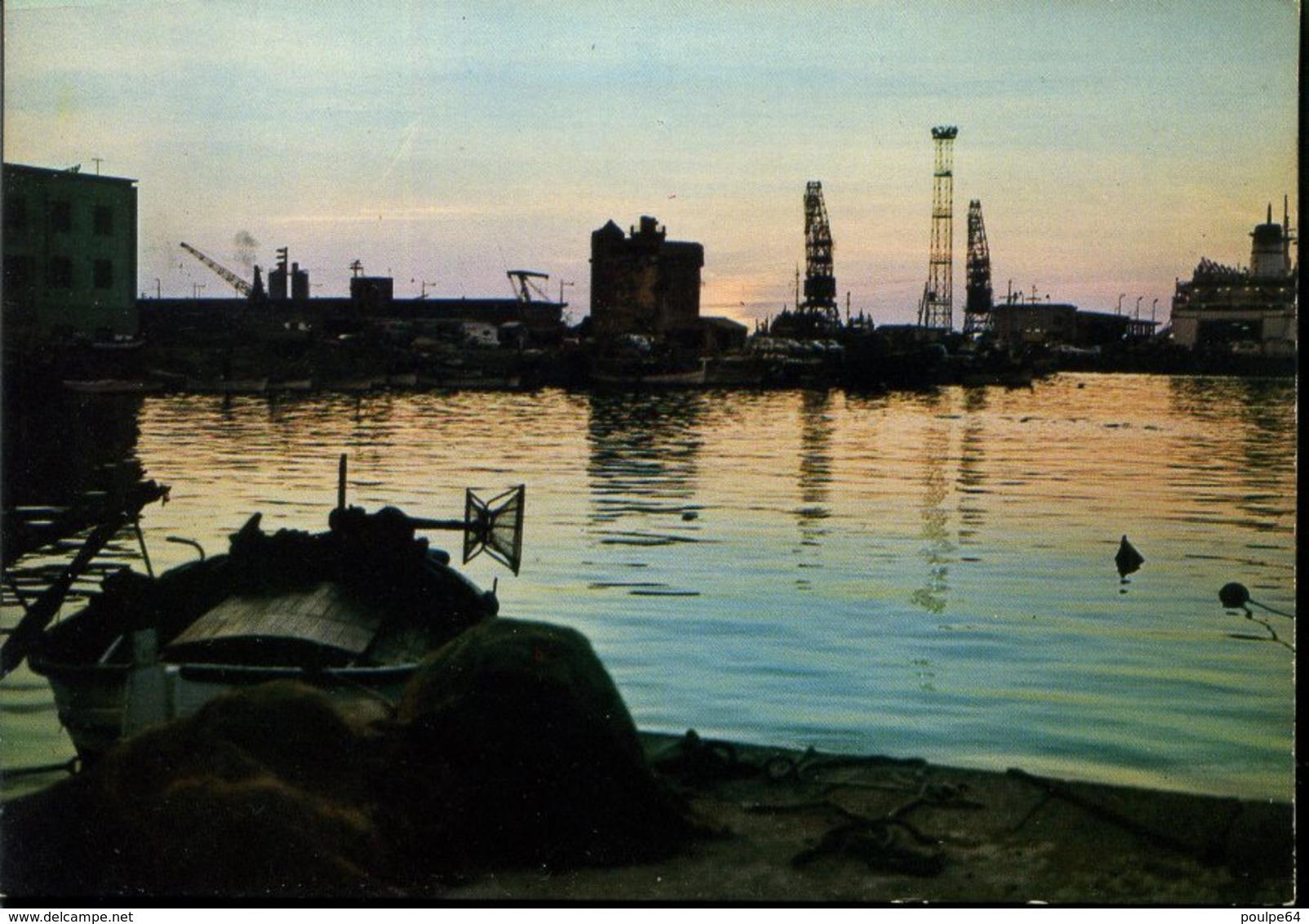 CPM - Porto Torres : Le Port - Italia