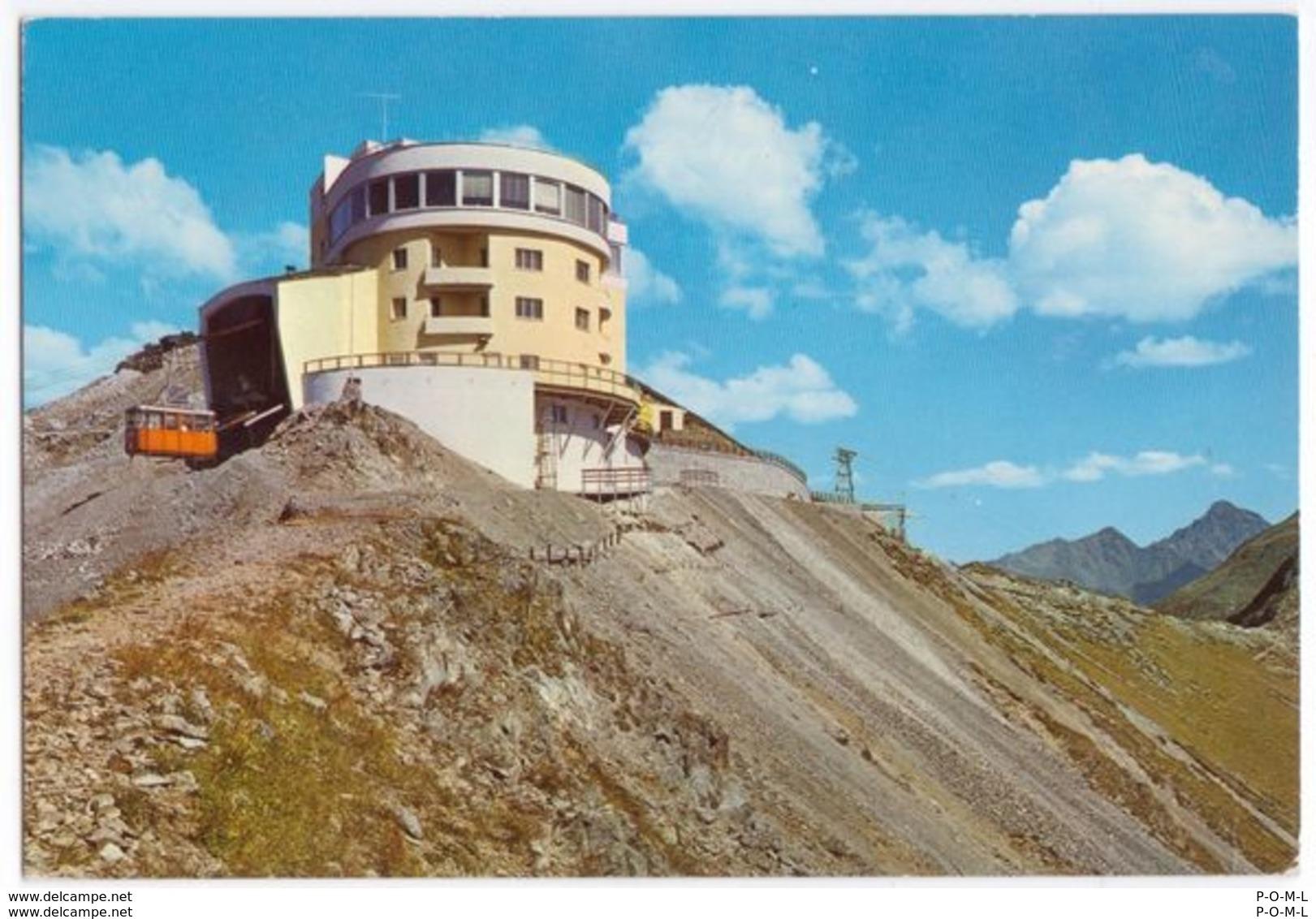 Davos, Berghotel Jakobshorn Mit Seilbahn - GR Grisons