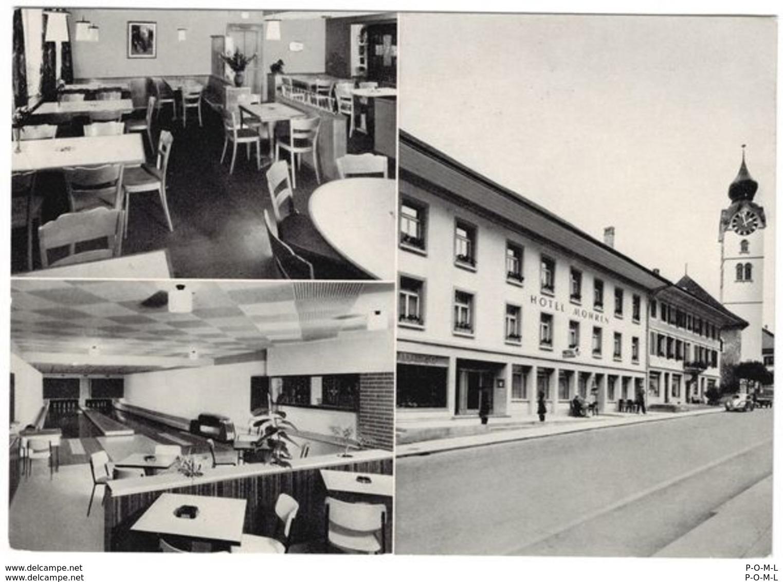 Huttwil. Hotel Restaurant Mohren - BE Berne
