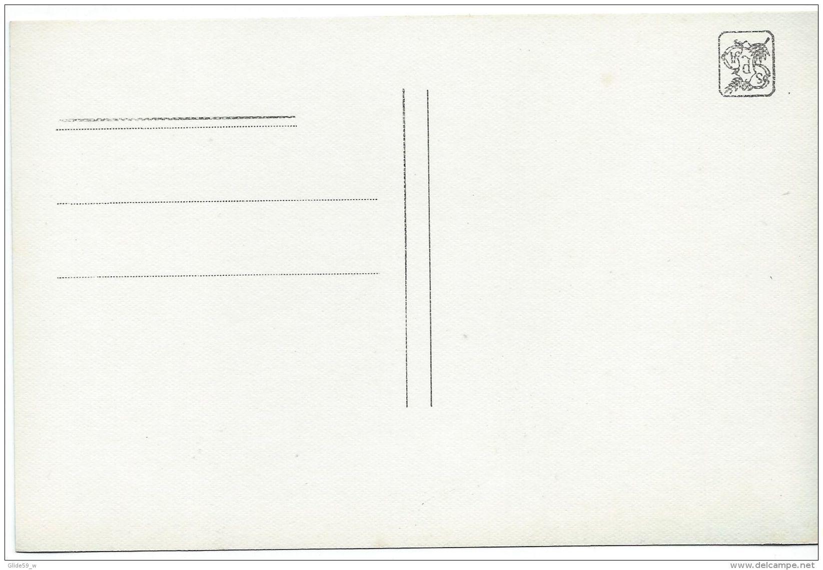 Paris Salon - G. BUSSIERE - Brunnehild - N° 2070 - Peintures & Tableaux