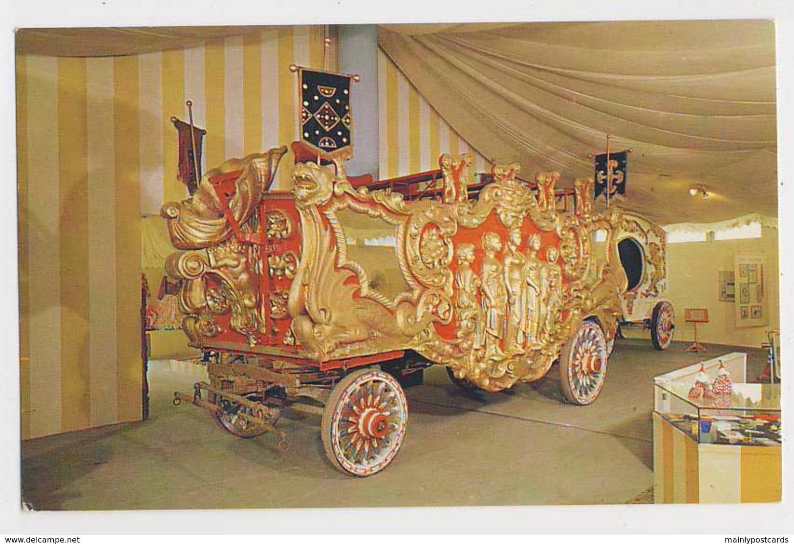 AI43 Ringling Museum Of The Circus, Sarasota, Florida - Sarasota