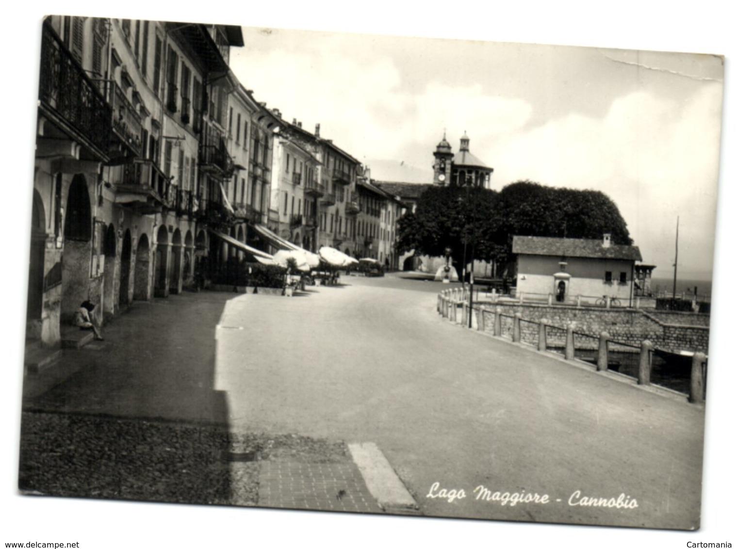 Lago Maggiore - Cannobio - Verbania