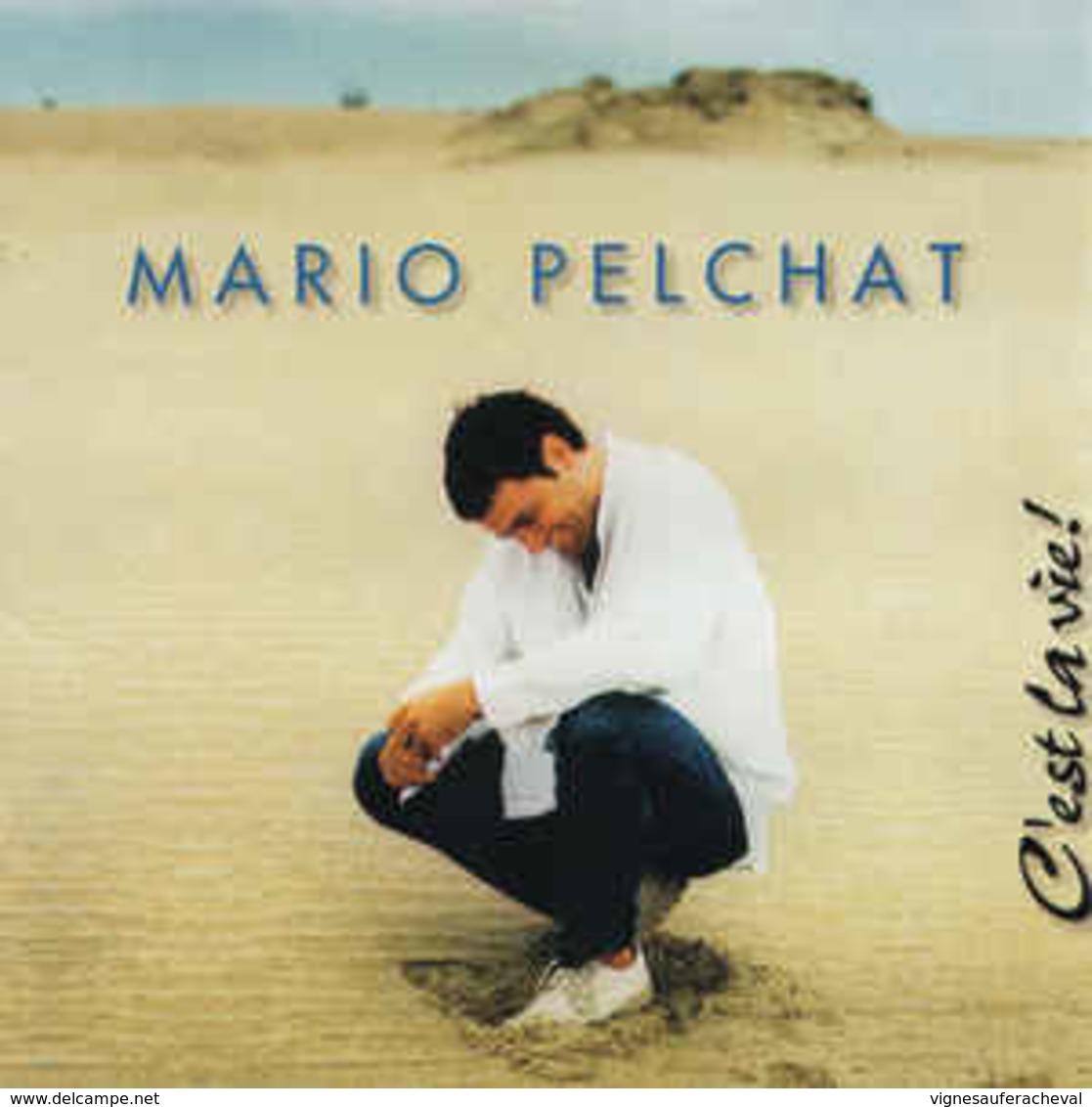 Mario Pelchat- C'est La Vie (copie Neuve Scellée) - Music & Instruments