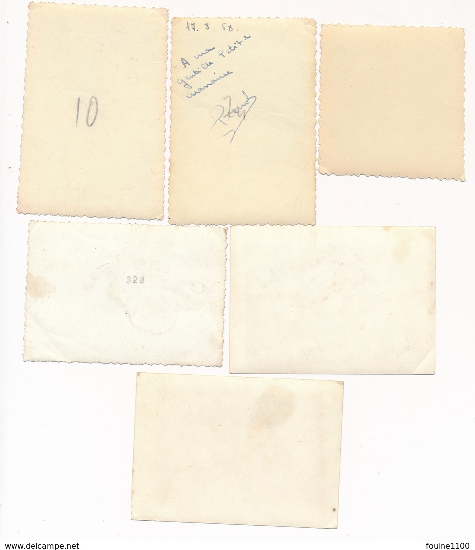 """Lot De 22 """" Photo """" Militaire à Identifier Avec Saut En Parachute Parachutisme En Afrique Peut être ( Année 1958 ) - Guerre, Militaire"""