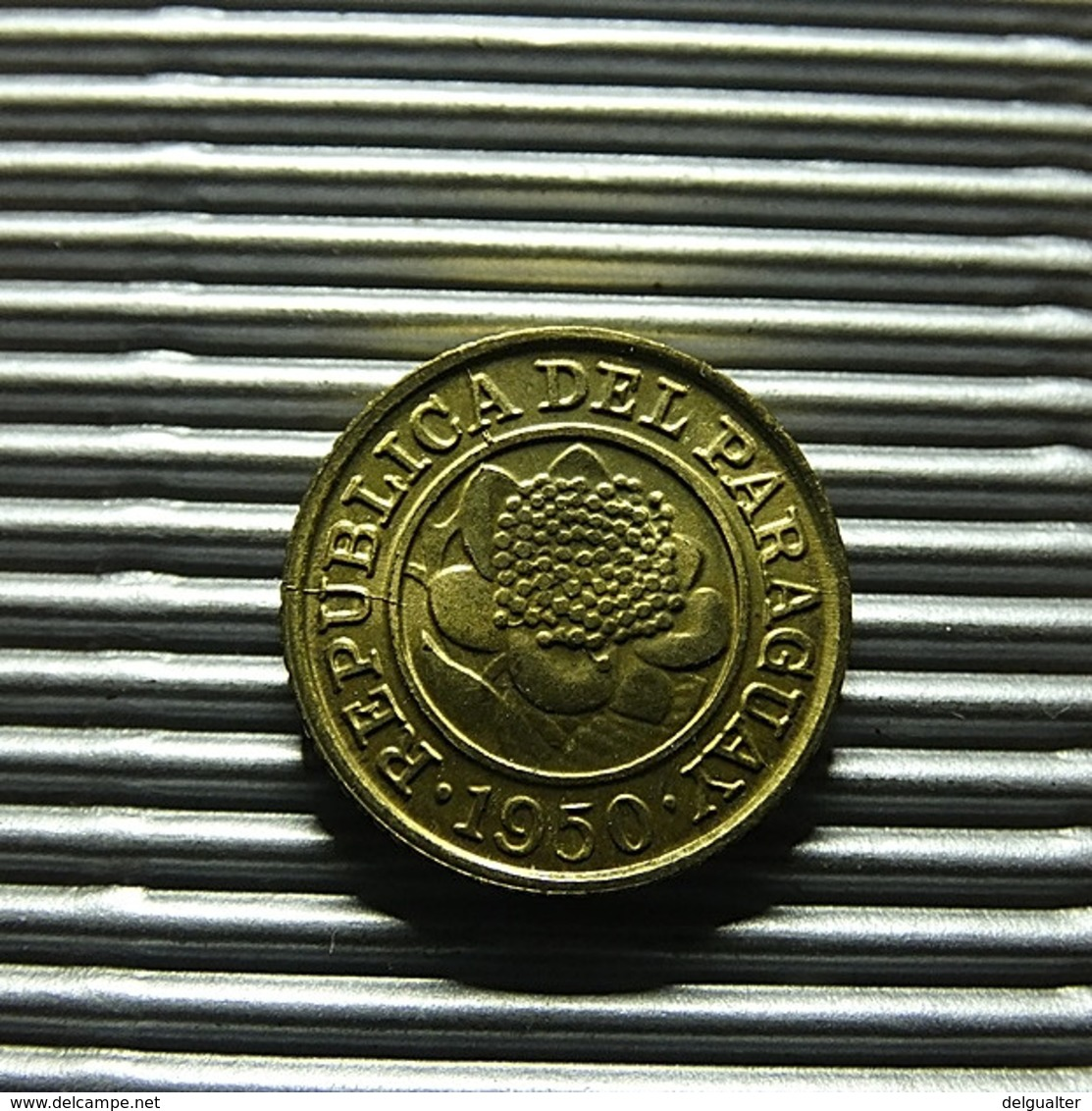 Paraguay 1 Centimo 1950 - Paraguay
