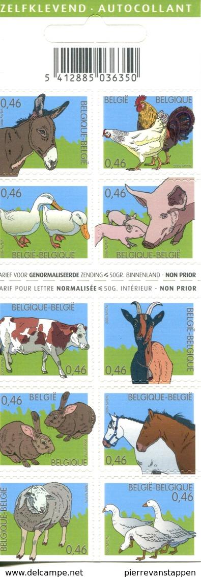 België B60**/MNH - Carnets 1953-....