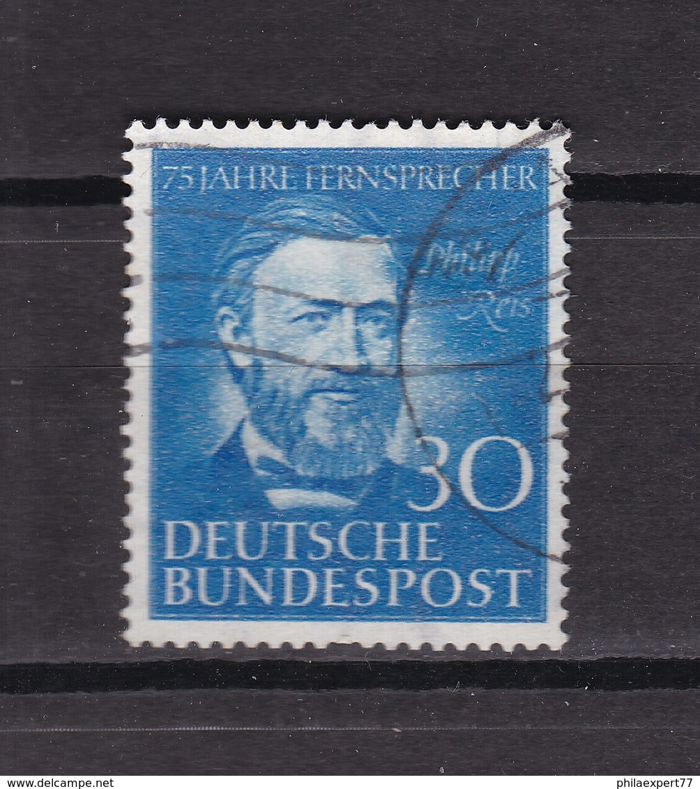 BRD - 1952 - Michel Nr. 161 - Gest. - 18 Euro - Gebraucht