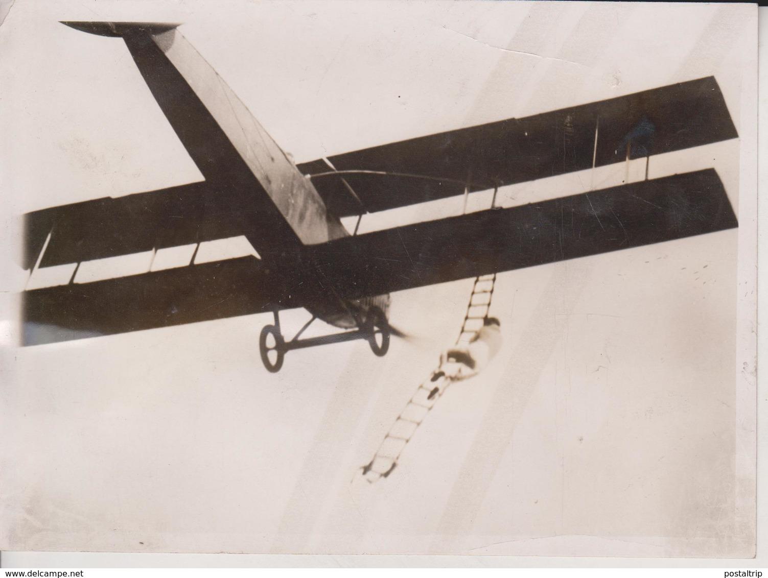 18*13CM Fonds Victor FORBIN 1864-1947 - Aviación