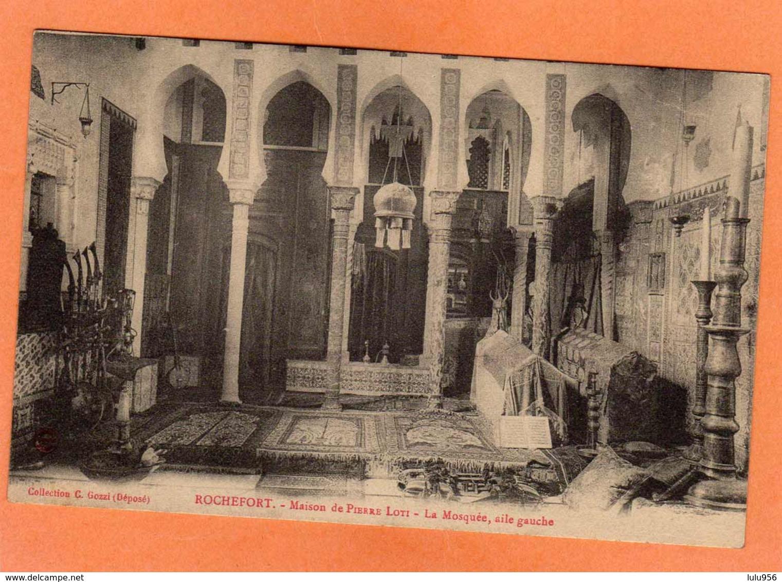 CPA * * ROCHEFORT * * Maison De Pierre Loti - La Mosquée, Aile Gauche - Rochefort