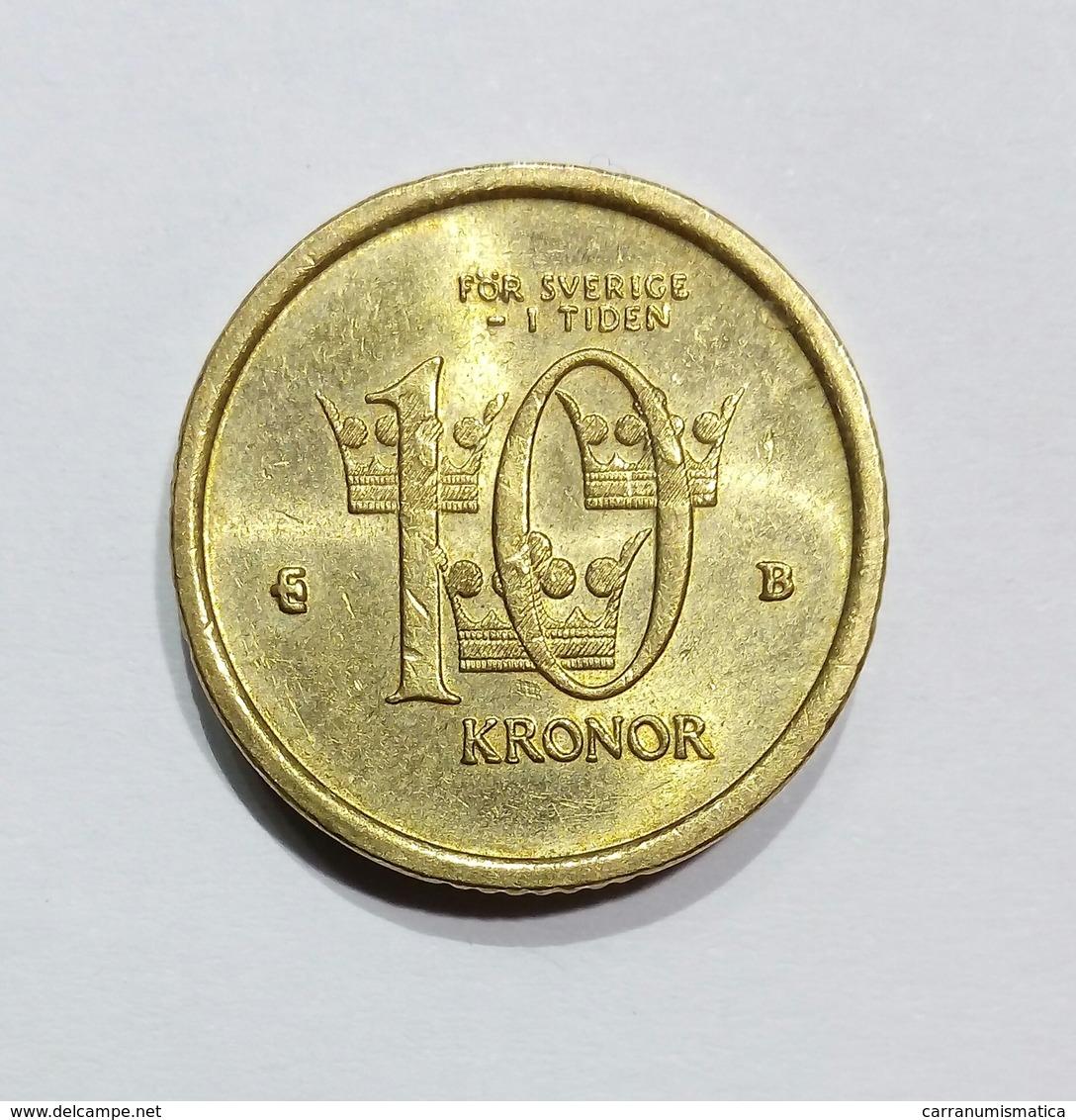 SWEDEN / SVEZIA - 10 KRONOR (2002) - Schweden