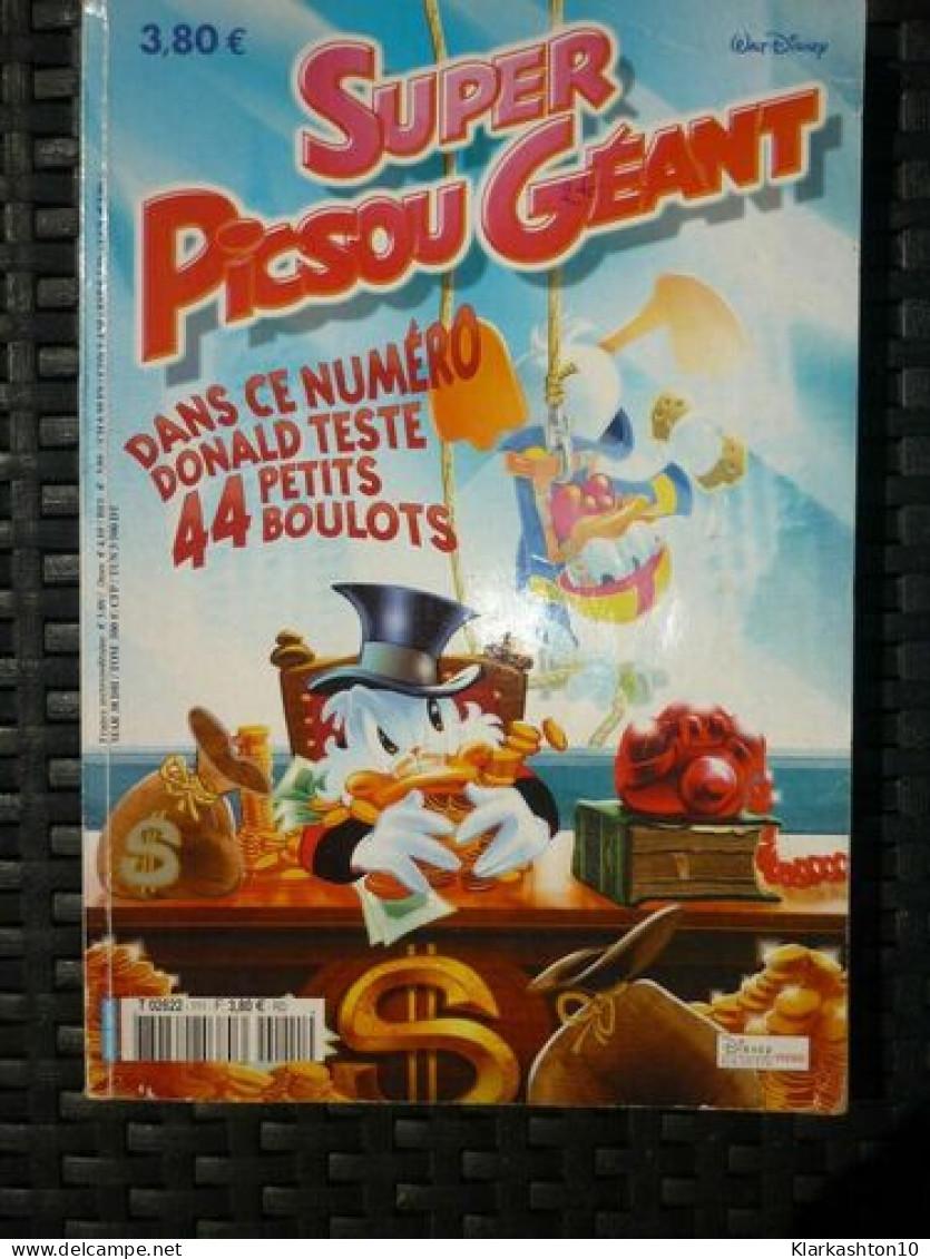 Super Picsou Géant N°111/ Disney, Septembre 2002 - Books, Magazines, Comics