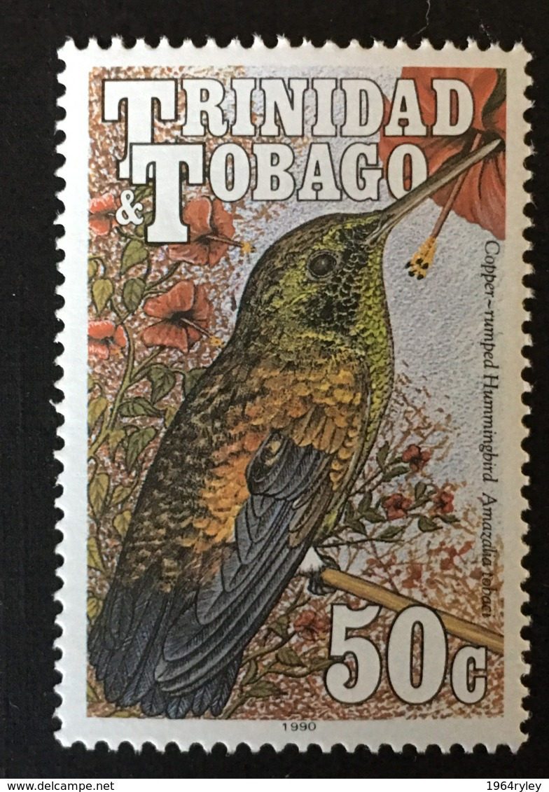 Trinidad  - MNH** - 1990 - # 512 - Trinidad & Tobago (1962-...)