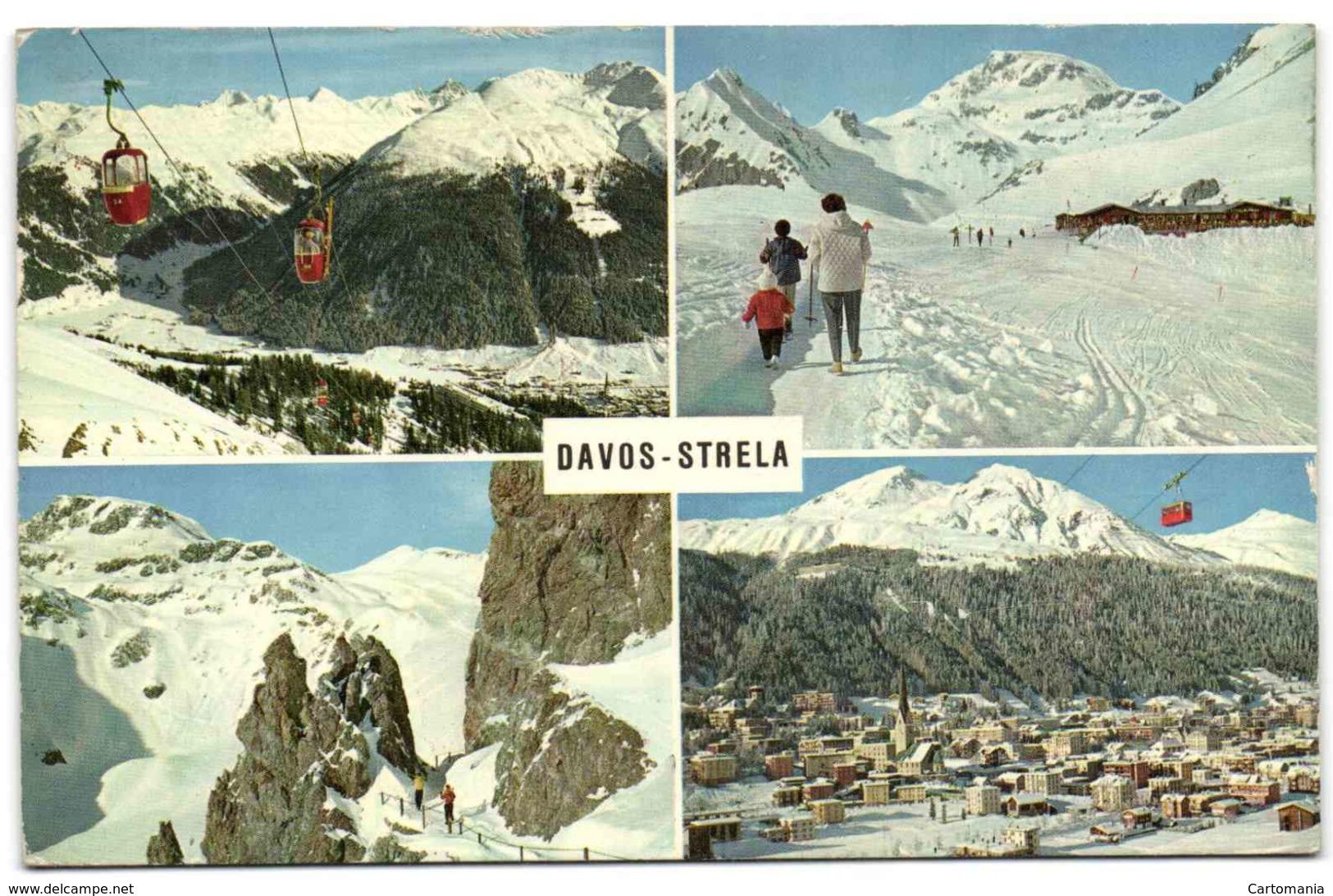 Davos-Strela - GR Grisons