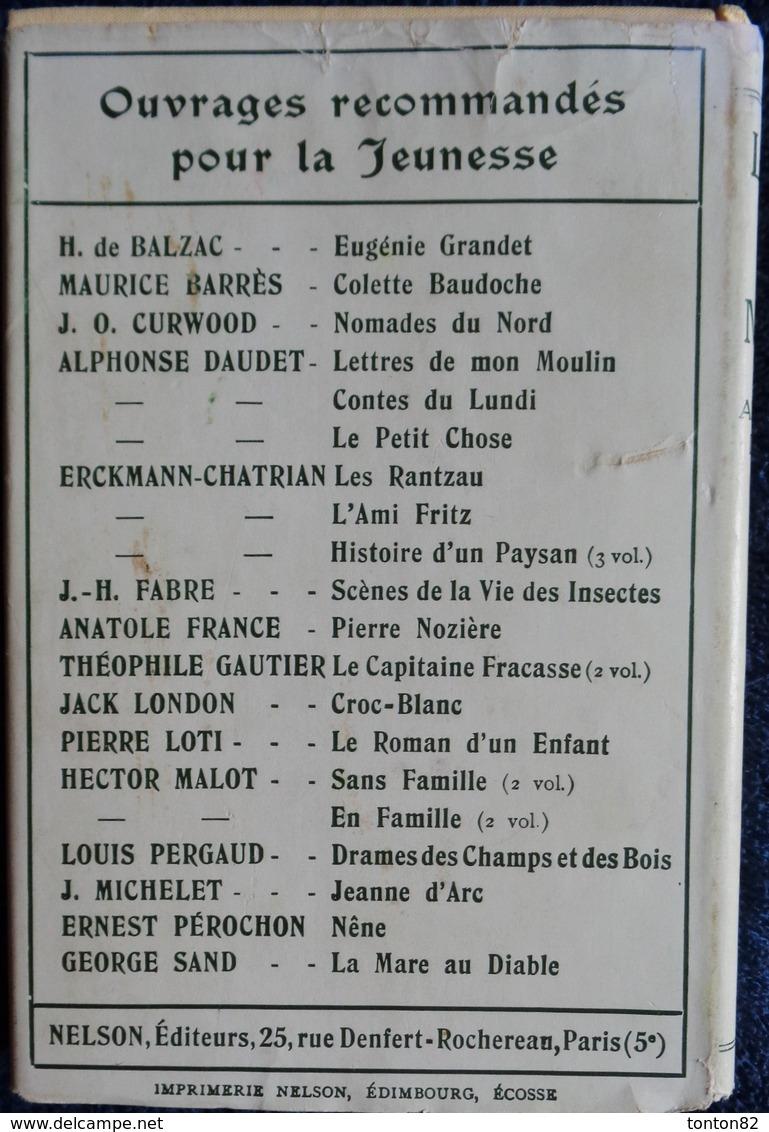 Alphonse Daudet - Les Lettres De Mon Moulin - Collection Nelson - ( 1936 ) . - Livres, BD, Revues