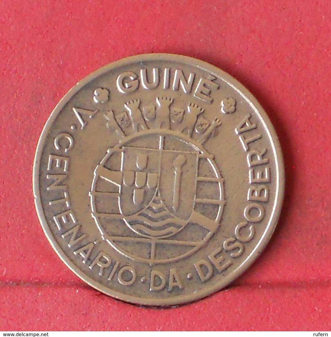 GUINÉ 1 ESCUDO 1946 -    KM# 7 - (Nº29392) - Guinea-Bissau