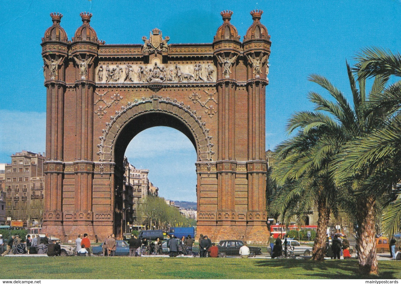 AN20 Barcelona, El Arco De Triunfo - Barcelona